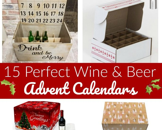 Alcohol Advent Calendars - Beer, wine and Spirits