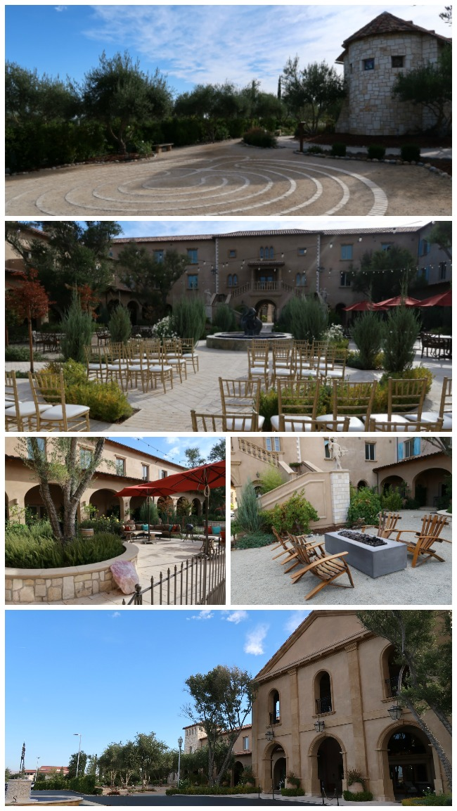 Touring the Allegretto Hotel and Resort in Paso Robles